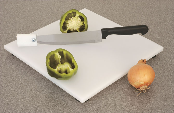Chopping Board With Knife Bridgend Mobility Centre