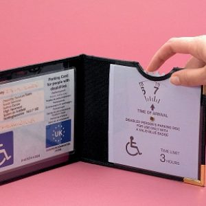 Blue Badge Holder