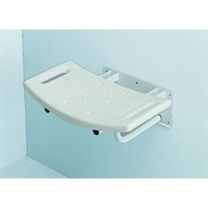 Wall Mounted Lift Up Shower Seat